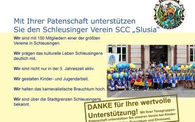 Rockenstein unterstützt Kinder & Jugendliche