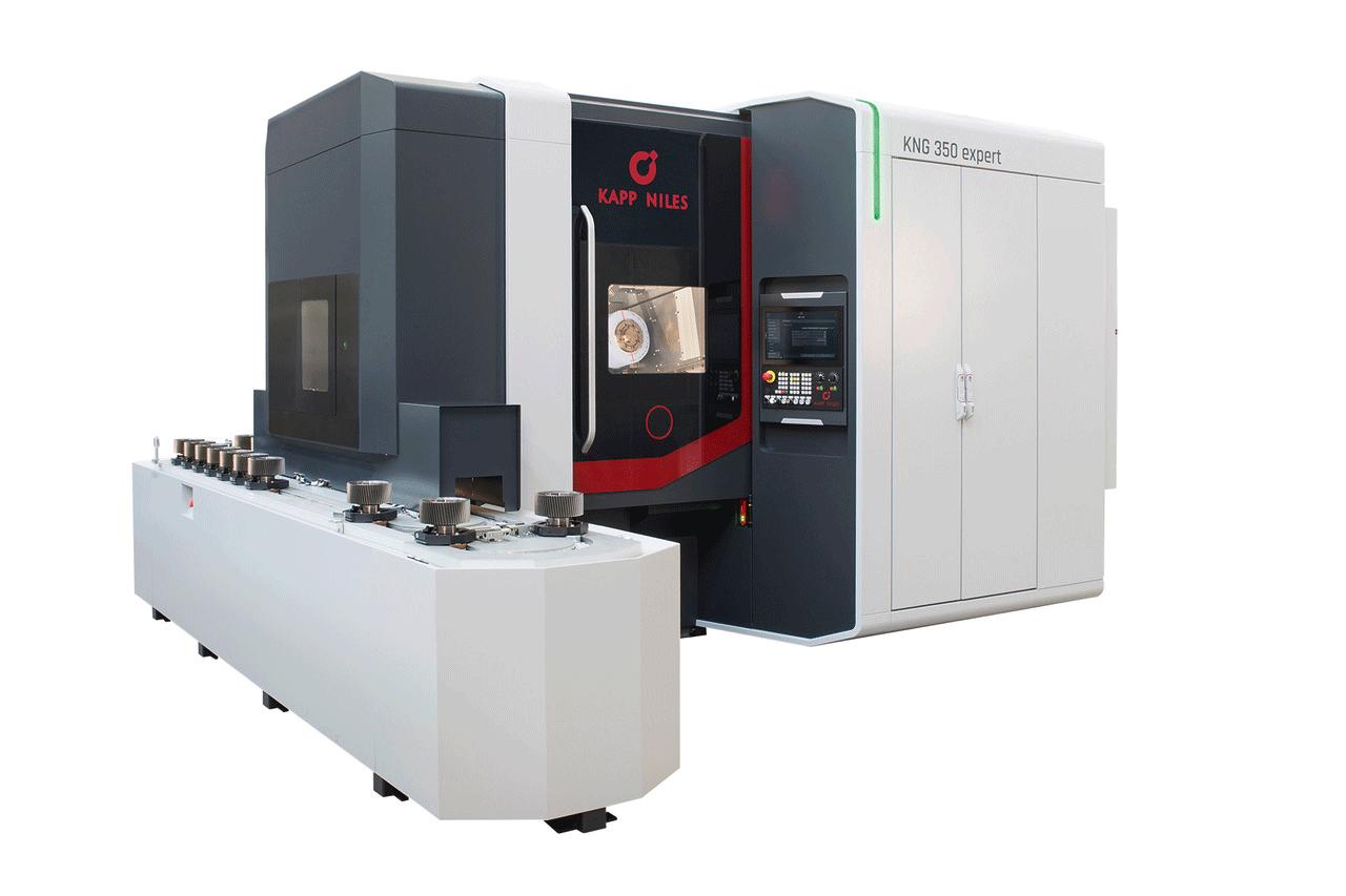 Referenzbild einer Maschine von Kapp Niles, als Beispiel für Arbeiten im Bereich der Industriebeschichtung